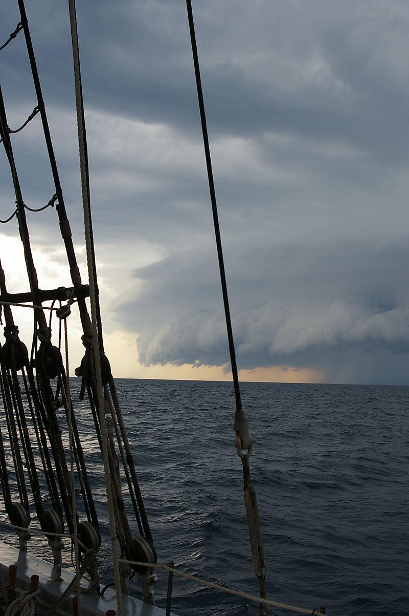 Great Lake storm